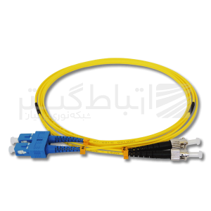 پچ کورد SC-ST سینگل مود(PATCH CORD SC-ST)