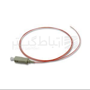 پیگتیل فیبر نوری SC مالتی مود (Pigtaile SC MM)