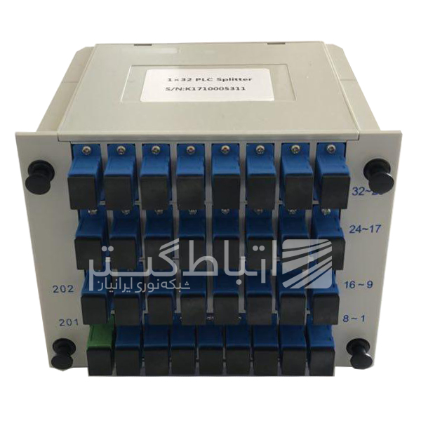 fiber optic splitter 1X32
