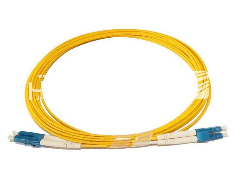 پچ کورد فیبر نوری سینگل مود داپلکسLC-LC